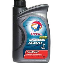 Total Transmission Gear 8 75W-80